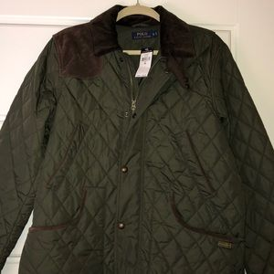 NEW WITH TAGS Ralph Lauren Polo Coat!